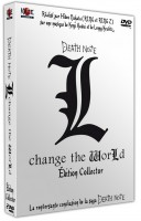 Dvd -Death Note - Film 3 - Live - Collector - L Change The World