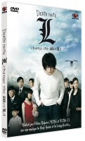 Dvd -Death Note - Film 3 - Live - Simple - L Change The World