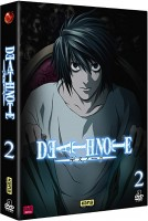 Mangas - Death Note -TV Vol.2