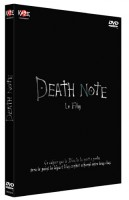 Dvd -Death Note - Film 1-  Live - Simple