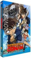 vidéo manga - Détective Conan - Film 11 : Jolly Roger et le Cercueil bleu azur - Combo Blu-ray + DVD