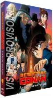 vidéo manga - Détective Conan - Film 13 : Le Chasseur noir de jais - Combo Blu-ray + DVD
