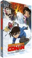 vidéo manga - Détective Conan - Film 15 : Les Quinze Minutes de silence - Combo Blu-ray + DVD