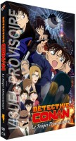 vidéo manga - Détective Conan - Film 18 : Le Sniper Dimensionnel - Combo Blu-ray + DVD