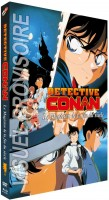 vidéo manga - Détective Conan - Film 3 : Le Magicien de la fin du siècle - Combo Blu-ray + DVD