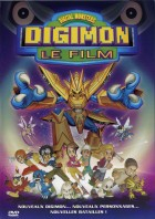 Dvd -Digimon - Digital Monsters - Film