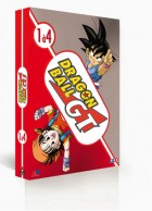 anime - Dragon Ball GT - Coffret Vol.1