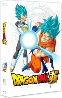 vidéo manga - Dragon Ball Super - Partie 1 - Edition Collector - Coffret A4 Blu-ray