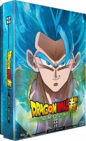 Dvd -Dragon Ball Super - Broly - Coffret Prestige DVD & Blu-Ray + Figurine