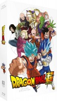 Anime - Dragon Ball Super - Partie 3 - Edition Collector - Coffret A4 Blu-ray