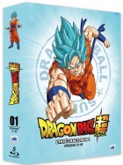 anime - Dragon Ball Super - Coffret - Blu-Ray Vol.1
