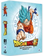 anime - Dragon Ball Super - Coffret Vol.1