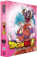 anime - Dragon Ball Super - Blu-Ray Vol.3
