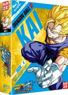 Dragon Ball Z Kai - Blu-Ray Vol.4