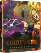vidéo manga - Dragon Ball Z - Golden Box - Steelbox Collector - Blu-ray