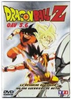 Dragon Ball Z OAV 5 et 6 - La revanche de Cooler & Cent mille guerriers de métal Vol.3