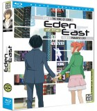 Dvd -Eden of the East - Intégrale 2 Films - Blu-ray