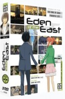 anime - Eden of the East - Intégrale 2 Films