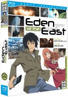 Dvd -Eden of the East - Intégrale - Blu-Ray