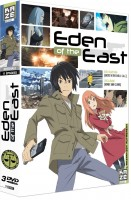 Mangas - Eden of the East - Intégrale