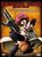 anime - Elemental Gerad Box Vol.2