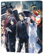 Dvd -The Empire of Corpses - Edition Collector Combo Blu-Ray & DVD