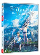 anime - Enfants du temps (les) - Weathering With You - DVD