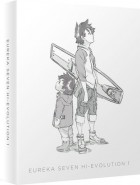 Eureka Seven - Hi-Evolution - Collector Blu-Ray -  DVD