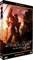 anime - Evangelion : 1.01 You Are (Not) Alone - Edition Gold