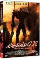Dvd -Evangelion: 2.22 You Can [Not] Advance
