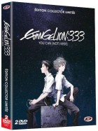 anime - Evangelion: 3.33 you can (not) redo - Collector - DVD
