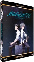 Dvd -Evangelion - 3.33 - You Can (Not) Redo - Edition Gold