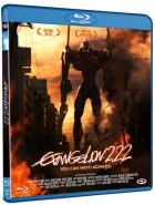 Dvd -Evangelion: 2.22 You Can [Not] Advance - Blu-Ray