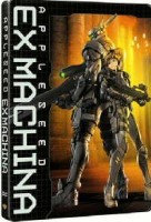 Dvd -Appleseed Ex Machina - Collector