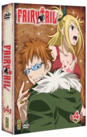 Dvd -Fairy Tail Vol.4