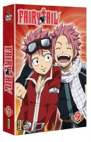 Dvd -Fairy Tail Vol.9