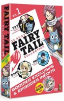 Dvd -Fairy Tail - Collection Vol.1