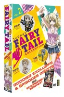 Dvd -Fairy Tail - Collection Vol.2