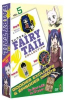 Dvd -Fairy Tail - Collection Vol.5