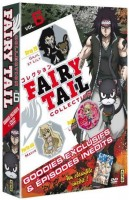 Dvd -Fairy Tail - Collection Vol.6