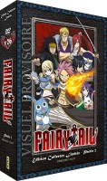 Anime - Fairy Tail - Nouvelle édition Collector - Coffret A4 DVD Vol.2