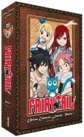 Fairy Tail - Nouvelle édition Collector - Coffret A4 DVD Vol.1