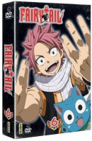 Dvd -Fairy Tail Vol.6