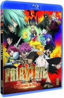 anime - Fairy Tail - Film 1 - La prêtresse du Phoenix - Blu-Ray