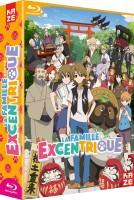 Famille Excentrique (la) - Intégrale Saison 1 + 2 - Blu-Ray