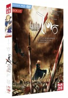 Fate / Zero - Blu-Ray - DVD - Coffret Vol.1