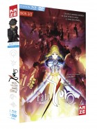 anime - Fate / Zero - Blu-Ray - DVD - Coffret Vol.2