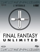 Dvd -Final Fantasy Unlimited - Intégrale - Collector