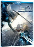 vidéo manga - Final fantasy Advent Children Complete - Blu-Ray