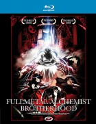 Fullmetal Alchemist Brotherhood - Blu-Ray -